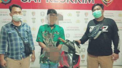 Photo of Gadaikan Sepeda Motor, Warga Bukit Perjuangan Ditangkap Polisi