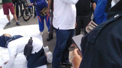 Photo of Mantan Wali Kota dan Ratusan Warga Medan Bubuhkan Tanda Tangan Dukung Copot Moeldoko