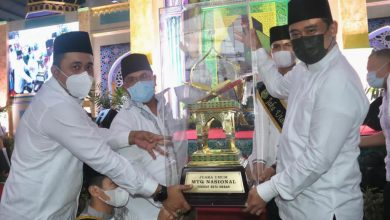 Photo of Bobby Nasution Harapkan Setiap Masjid di Medan Lahirkan Qori dan Qoriah