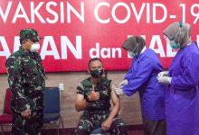 Photo of Vaksinasi Dibutuhkan Bagi Prajurit TNI
