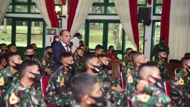 Photo of Mau Jadi Jenderal ? Ini Rahasianya Kata Edy Rahmayadi