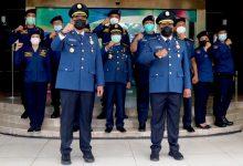 Photo of Bobby Ikuti Upacara Peringatan HUT ke-102 Pemadam Kebakaran dan Penyelamatan