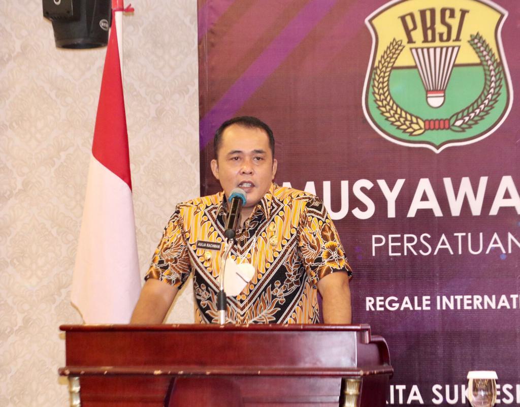 Wakil Wali Kota Medan Aulia Rachman