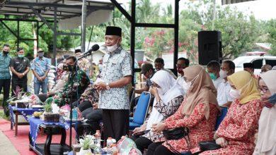 Photo of Masyarakat Rahuning Gelar Syukuran Pelantikan Bupati dan Wakil Bupati Asahan