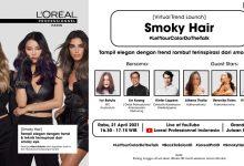 Photo of Yuk Saksikan L'Oréal Professionnel Gelar Peluncuran Virtual Smoky Hair Dengan Gebyar Puluhan Hadiah