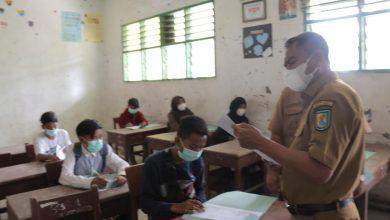 Photo of Bupati dan Wabup Sergai Tinjau Pelaksanaan Ujian SMP