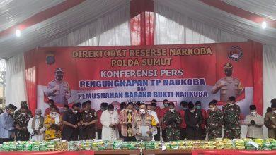 Photo of Gawat, Sumut Rangking Pertama Pengguna Narkotika di Indonesia