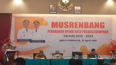 Photo of Padangsidimpuan Butuh Waktu 46 Tahun Jadi Kota Mandiri