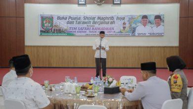 Photo of Pemkab Asahan Gelar Buka Puasa Bersama