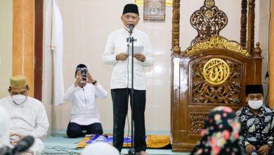 Photo of Bupati Safari Ramadan ke Masjid Nurul Iman Desa Sipaku Area