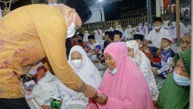 Photo of Safari Ramadan Hari ke III, Bupati Kunjungi Masjid Baiturrahman Desa Punggulan
