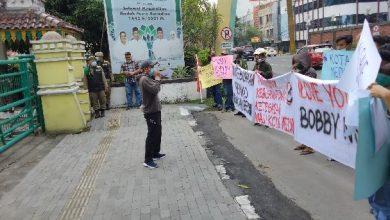 Photo of Mahasiswa Minta HR Muhammad Syafii tidak Bawa Urusan Pribadi Terhadap Kebijakan Wali Kota Medan