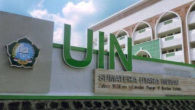 Photo of Dosen Meninggal Terpapar Covid-19, UINSU  Lockdown Hingga 4 Mei