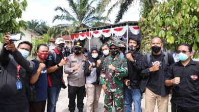 Photo of PSU di Kabupaten Labusel Aman dan Kondusif