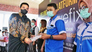 Photo of Wali Kota Medan: Platform Digital Wefix Wadah Pencari Kerja Tingkatkan Kompetensi Diri