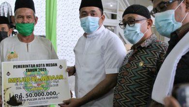 Photo of Safari Ramadan Sarana Pemersatu Umat  Wujudkan Kota Medan yang Berkah, Maju dan Kondusif