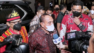 Photo of Wali Kota Medan Hadiri Perayaan Paskah Oikumene Umat Kristiani Sumut