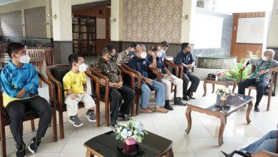 Photo of NPC Perkenalkan Kepengurusan Dengan Bupati Asahan