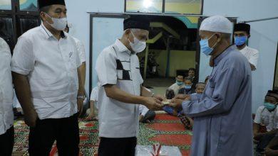 Photo of Bupati dan Wabup Asahan Laksanakan Safari Ramadhan Khusus di Masjid Al Majid