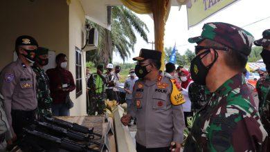 Photo of Kapolda Sumut dan Pangdam I/BB Cek Pospam Jalinsum Aceh-Medan