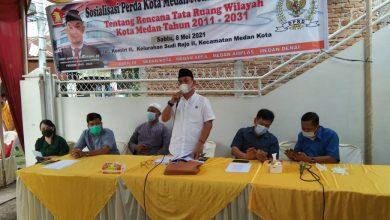 Photo of Dedy Aksyari: Camat dan Lurah Harus Sosialisasikan RTRW kepada Masyarakat Kota Medan