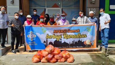 Photo of DPD APERSI Sumut Bagi Sembako dan 250 Takjil Setiap Hari Selama Ramadhan