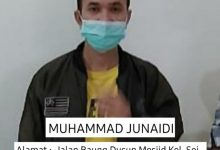 Photo of Seorang Tahanan BNNP Sumut Menyerahkan Diri, 4 Lagi Masih Diburu