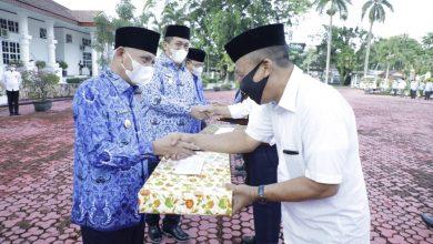 Photo of Pemkab Asahan Gelar Upacara HKN