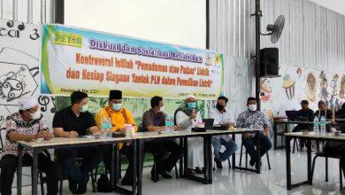 Photo of Dedi Iskandar Batubara: Perlu Kerjasama PLN dan Masyarakat Jaga Pasokan Listrik Tetap Stabil di Sumut