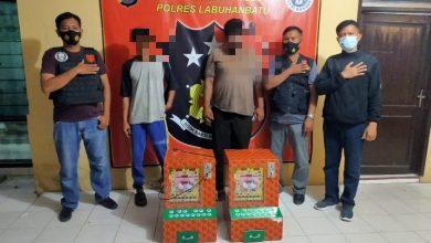 Photo of Pemilik Warung dan Pemain Jekpot Ditangkap