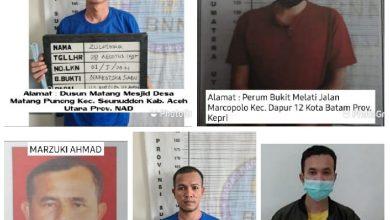 Photo of Ini 5 Tahanan BNNP Sumut Kabur Usai Siram Petugas Pakai Air Cabai