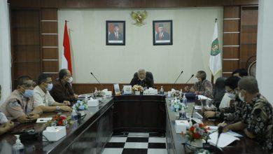 Photo of Tim Monitoring Evaluasi Kementerian PAN RB Berkunjung ke Kabupaten Asahan