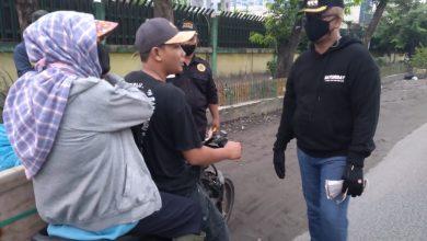Photo of Razia Asmara Subuh Terakhir, Pemko Medan Bagikan Masker