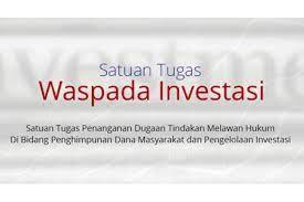 Photo of Satgas Waspada Investasi Kembali Temukan 86 Platform Pinjaman Online Ilegal