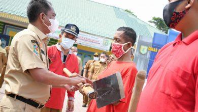 Photo of Lepas 30 Pasukan Merah, Bupati Harap Sergai Jadi Lebih Bersih