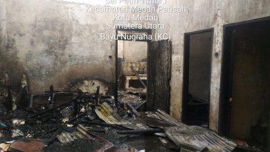 Photo of Rumah Terbakar di Petisah