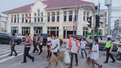 """Photo of 14 """"Pak Ogah"""" Terjaring di Medan"""