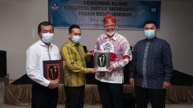 Photo of Aptisi Sumut Gelar Coaching Klinik Strategi Dapatkan Hibah Kemendikbud
