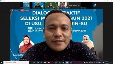 Photo of UNIMED Kolaborasi dengan USU dan UIN-SU Gelar Sosialiasi Seleksi Mandiri Tahun 2021