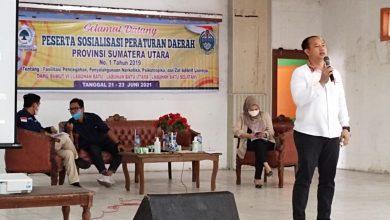 Photo of DPRD Sumut dan Sat Narkoba Polres Labuhanbatu Sosialisasi Perda Pencegahan Penyalahgunaan Narkoba