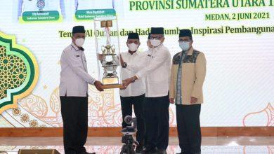 Photo of Medan Juara Umum STQH XVII Sumut 2021