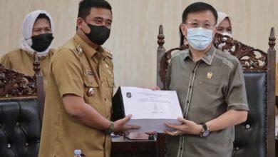 Photo of Wali Kota Medan Sampaikan Nota Pengantar Pertanggungjawaban Pelaksanaan APBD 2020