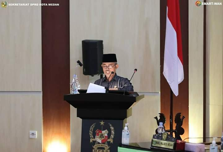 Fraksi PKS Ingatkan Wali Kota Medan Tindak CPM yang Tak Miliki IMB