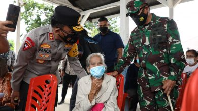Photo of Polda Sumut Sudah Vaksinasi 538.024 Orang