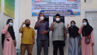 Photo of Dimas Tri Adji Usulkan Madrasah Aliyah Negeri Dibuka di Sei Rampah