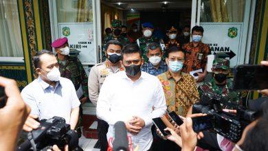 Photo of Bobby Nasution Imbau Masyarakat tidak Panic Buying Diberlakukannya PPKM Darurat