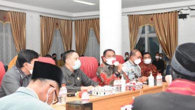 Photo of Pelajari Data Desa Presisi, Pemkab Sergai Studi Tiru ke Kabupaten Taput