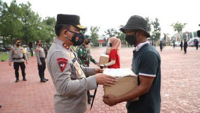 Photo of Polda Sumut Distribusikan 5.000 Paket Bansos untuk Warga Terdampak PPKM Darurat