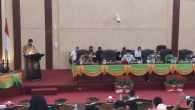 Photo of DPRD Medan Rapat Paripurna Nota Pengantar Ranperda Zonasi PKL