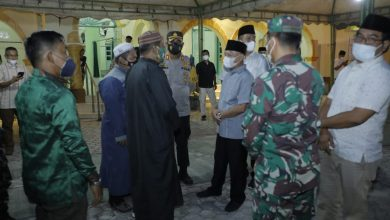 Photo of Penerapan Prokes Malam Iduladha di Kabupaten Asahan Berjalan Kondusif